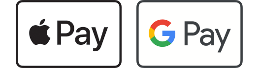 Google Pay/Apple Pay