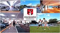 42% off - Only $39 to experience Macquarie University Sport & Aquatic Centre for 3
