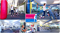 56% off. Ride the Fitness WAVE to a healthier you. For only $29 enjoy 4 weeks Unlimited Gym + Cardio + Swimming + 4 weeks Unlimited Classes inc. Yoga, Zumba, Pilates and more at the Waves Fitness and Aquatic Centre. Normally $66 - Save $37!