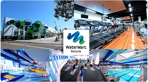 88% off. Celebrate the biggest, brightest and best regional centre around. Experience 10 days for $10 at the fun-filled, iconic WaterMarc. Includes 10 days Unlimited Gym + Cardio + nearly 100 Group Fitness Classes per week  inc. Zumba, Yoga, Pilates and more + Swimming. Normally $84 - Save $74!