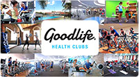 89% off. Welcome to the Goodlife! Just $19.95 for 4 weeks Unlimited Access to Goodlife Cannington WA. 4 weeks Unlimited Gym, Cardio and Classes (inc. Zumba, Yoga, Pilates and more) + 1 Personal Training Session. The new you starts NOW! Normally $187 - Save $167!