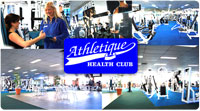 91% off. Just $29 for 4 weeks Gym + Cardio + Classes (Yoga, Zumba, Pilates, Cycle, Boxing) at Athletique Health Club in Preston - Normally $320 – Save $291