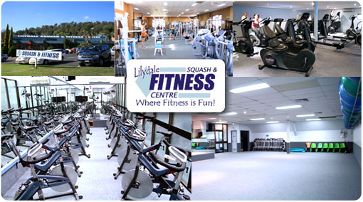 81% off. Experience the club renowned for family fitness for over 30 years. Get family members started for only $29 for 4 weeks of Unlimited Gym + Group Fitness (inc. Yoga, Pilates and Aqua) + Swimming Pool  / Spa / Sauna + Health Assessment at The Lilydale Squash and Fitness Centre