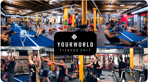 93% off. Experience a new world of fitness! It's only $19 for 1 month Gym, Classes and Pool access at Your World Fitness Adelaide + 1 Personal Training Session. Normally $269. Save $250!