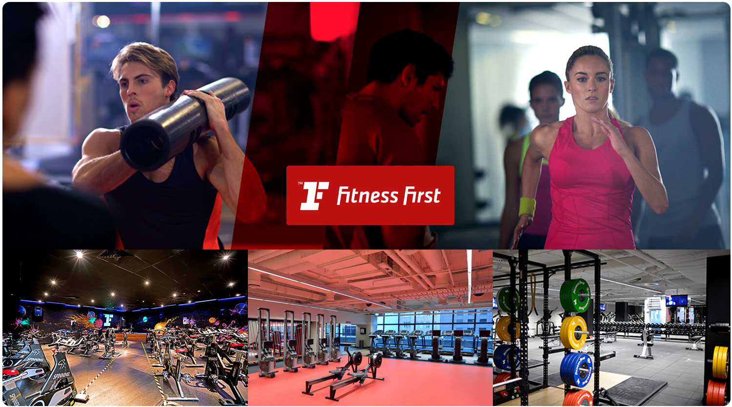 Start your Fitness Journey with Fitness First with only $9.95 for 1 week at Fitness First Deakin. Experience our first class gym and freestyle classes inc. Yoga, Pilates, Boxing, Zumba, Les Mills and more. Take the first step with Fitness First Deakin.
