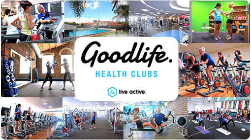 92% off. Welcome to the Goodlife! Just $10 for 10 days Unlimited Access to Goodlife Brisbane QLD. 10 Days Unlimited Gym, Cardio and Classes (inc. Zumba, Pilates, Yoga, HIIT, Boxing, Les Mills and more) + 1 Session with a Personal Trainer. The new you starts NOW! Normally $125 - Save $115!