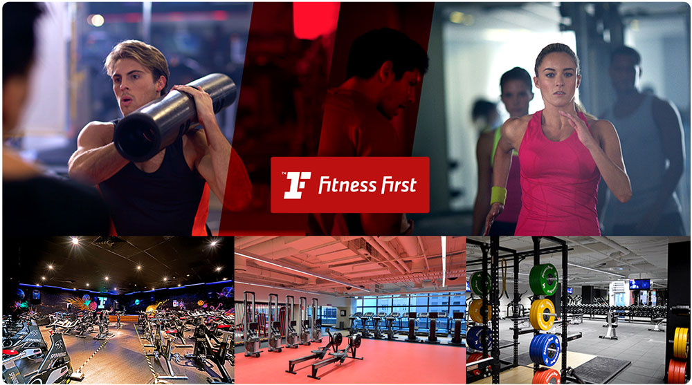 Start your Fitness Journey with Fitness First with only $14.95 for 14 days at Fitness