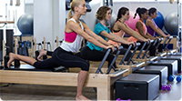 57% off. Experience Reformer Pilates in Rockdale. It's only $15 for your first Pilates Reformer