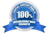 Lifetime Money Back Guarantee